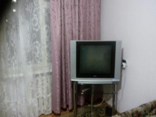 Телевизор и/или развлекательный центр в Apartment on Gubina