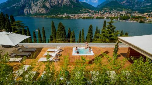 A view of the pool at Hotel Griso Collection or nearby