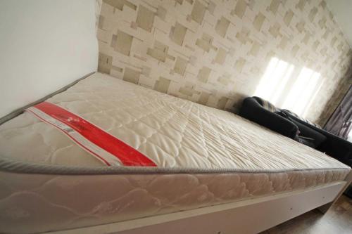 Кровать или кровати в номере Apartments at Nekrasova 8