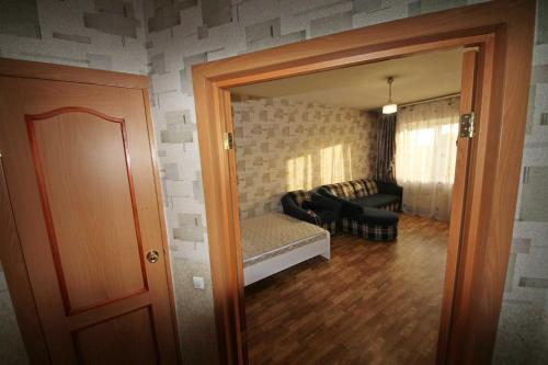 Гостиная зона в Apartments at Nekrasova 8