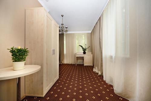Ванная комната в Отель Апельсин на Тульской