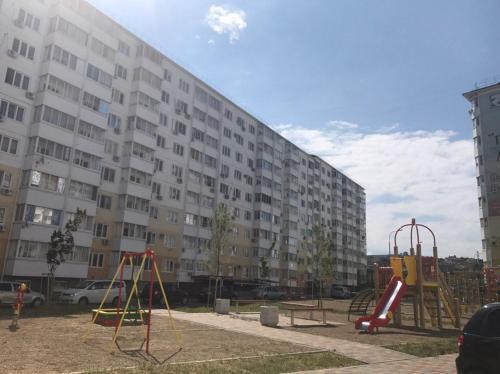 Детская игровая зона в 1-ком. квартира