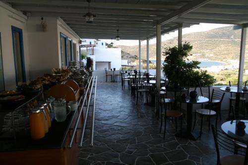 Εστιατόριο ή άλλο μέρος για φαγητό στο Ξενοδοχείο Αλέξανδρος
