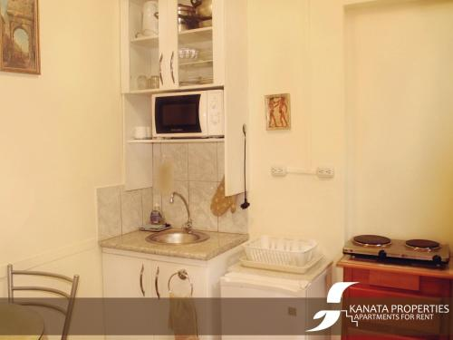 A kitchen or kitchenette at Kanata Properties 2