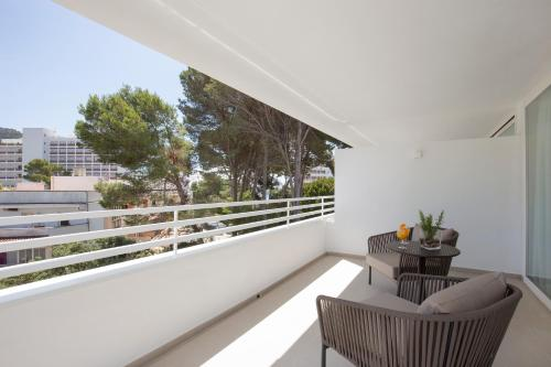 A balcony or terrace at Canyamel Park Hotel & Spa - 4* Sup - Adults only (+16)