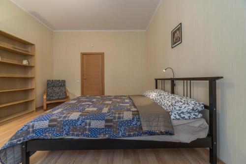 Кровать или кровати в номере 9th Corner