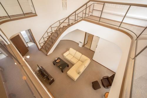 The floor plan of Condominium Panoramique Motomachi