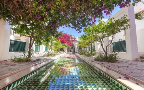 Het zwembad bij of vlak bij Seabel Alhambra Beach Golf & Spa