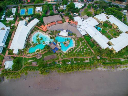 A bird's-eye view of Fiesta Resort All Inclusive Central Pacific - Costa Rica