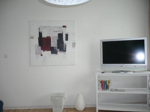 TV/Unterhaltungsangebot in der Unterkunft Ferienwohnung 5 im Haus Wildfang