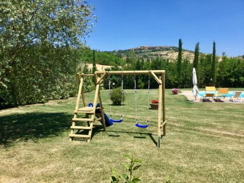 Area giochi per bambini di Agriturismo Marinello