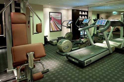 Fitnesscenter och/eller fitnessfaciliteter på The Prince Akatoki London
