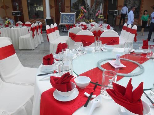 Nhà hàng/khu ăn uống khác tại White Sand Cam Ranh Hotel