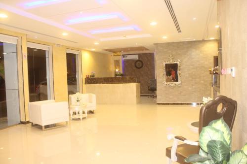 O saguão ou recepção de Talia Aparthotel 2