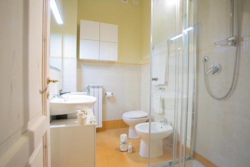 A bathroom at Residence Viviverde
