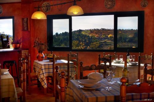 Ресторан / где поесть в Apartamentos Rurales Candela