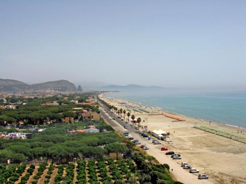 A bird's-eye view of Torre Del Sole