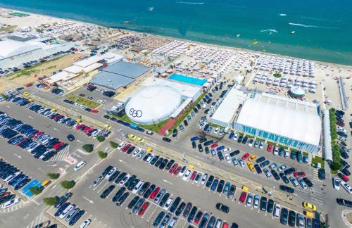 A bird's-eye view of Summerland Serviced Apartments Mamaia