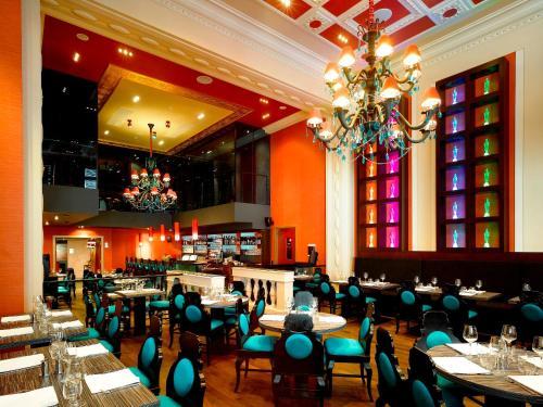 Ristorante o altro punto ristoro di Buddha-Bar Hotel Prague