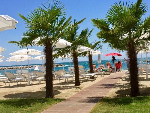 The swimming pool at or near Bajamar Beach Hotel