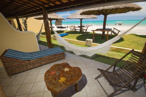 A piscina localizada em Pousada Portal do Maragogi ou nos arredores