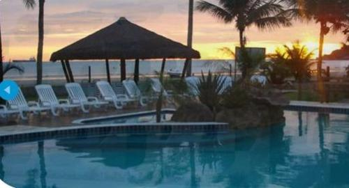 The swimming pool at or near Valentina Praia Hotel