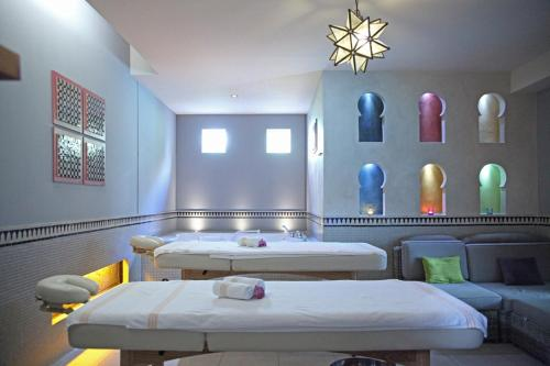 Spa and/or other wellness facilities at La Clairière bio & spahotel