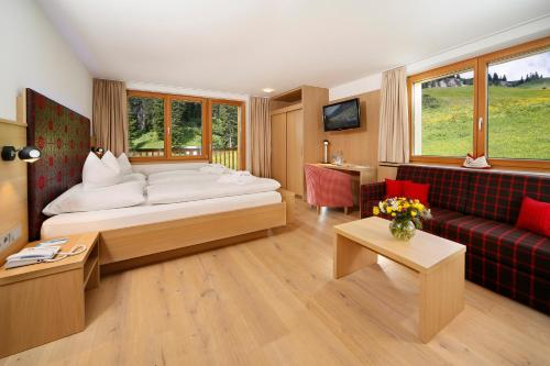 Hotel Burgwald Lech am Arlberg, Austria