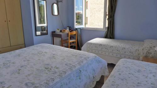 Letto o letti in una camera di Bed and Breakfast Gioiello