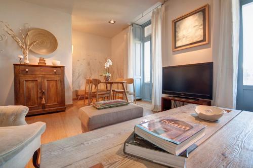 Area soggiorno di Friendly Rentals Vives 2