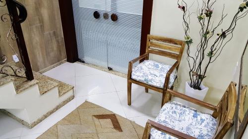 A bathroom at Hotel Orleans