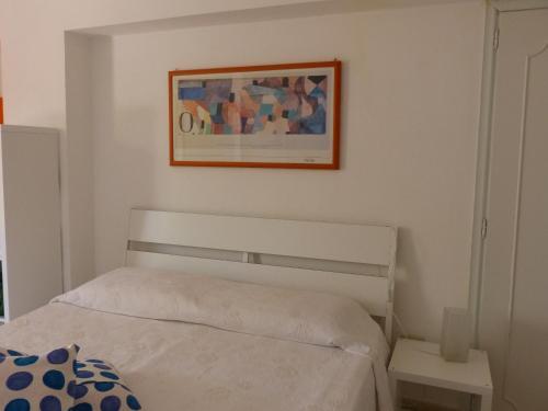 Letto o letti in una camera di Bed and Breakslow Gullo