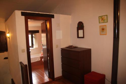 Uma casa de banho em Aldeia Oliveiras
