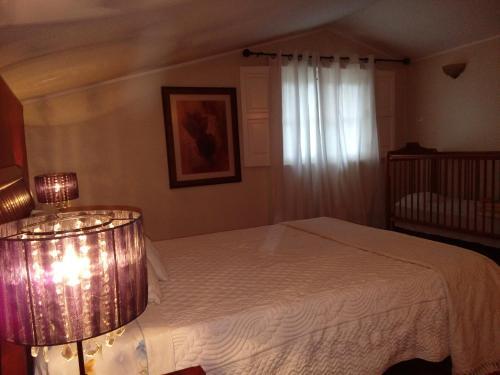 A bed or beds in a room at Zona Calma e Relaxante... proxima do Porto