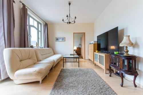 Część wypoczynkowa w obiekcie MW Apartamenty - MONTE CASSINO