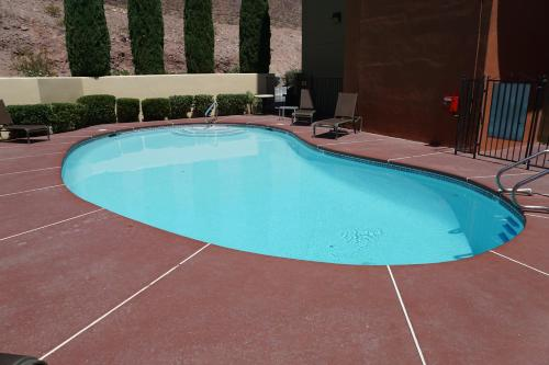 The swimming pool at or near Railroad Pass Hotel and Casino