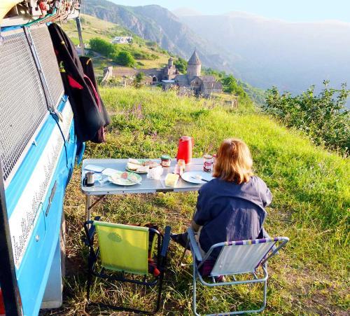 Camping In Tatev