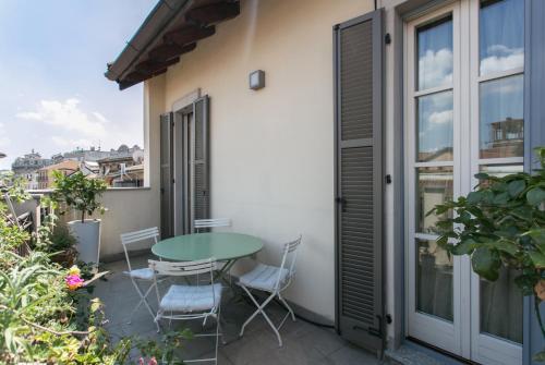 Balcone o terrazza di Charming Milan Apartments Brera - Madonnina