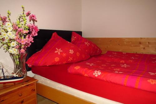 Ein Bett oder Betten in einem Zimmer der Unterkunft Café de Paris