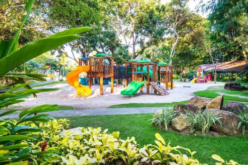 Children's play area at Tivoli Ecoresort Praia do Forte