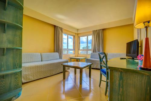 Część wypoczynkowa w obiekcie SBH Costa Calma Beach Resort Hotel