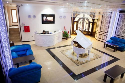 The lobby or reception area at Issam Hotel & Spa