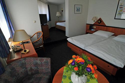 Hotel Stadt Reinfeld Reinfeld, Germany