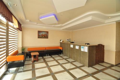 Лобби или стойка регистрации в Отель Венус