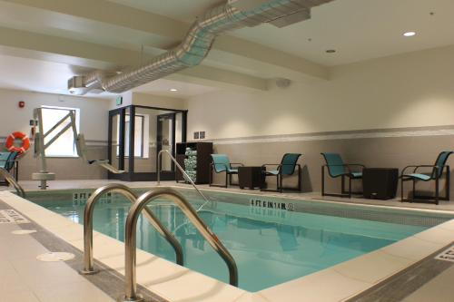 The swimming pool at or near Residence Inn by Marriott Pittsburgh Oakland/University Place