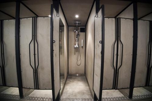 A bathroom at Capsule Transit KLIA 2 (Landside) - Gateway@KLIA2, Level 1