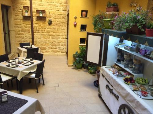 Ресторан / где поесть в La Nuova Girgenti