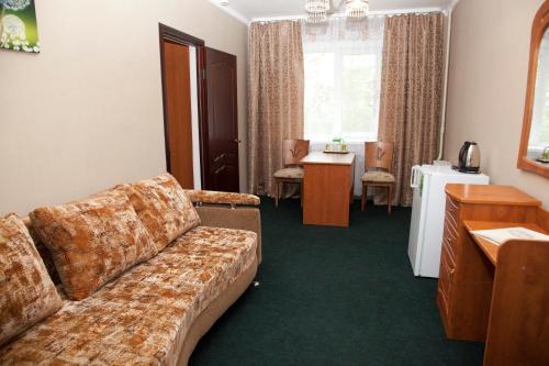 Гостиная зона в Отель Чита