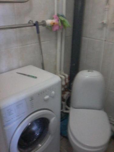 Ванная комната в Аппартаменты на Ломоносова 32