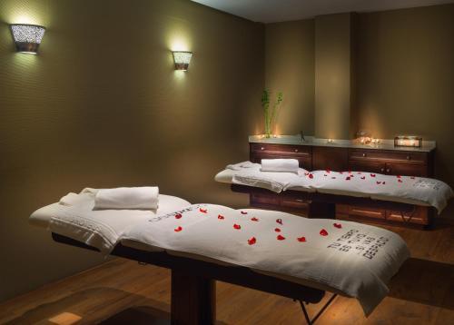 Spa en/of wellnessfaciliteiten van H10 Ocean Dreams Hotel Boutique - Adults Only